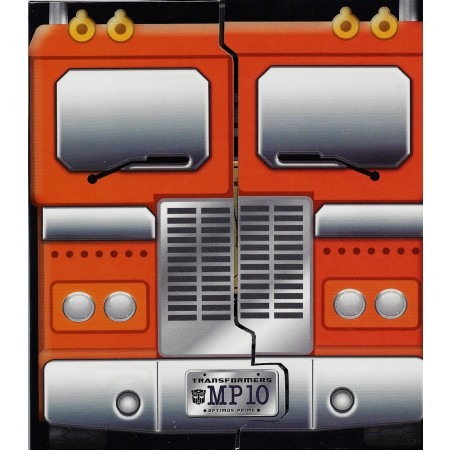 Transformers Masterpiece MP-10 Optimus Prime / Convoy Coin