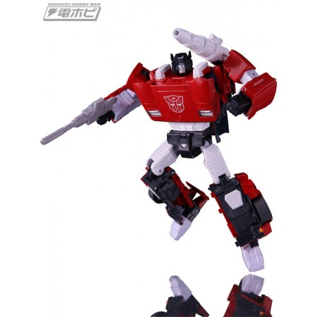 Transformers MP-12+ Sideswipe