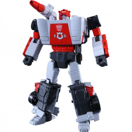 TRANSFORMERS MASTERPIECE MP-14+ ALERT (ANIME COLOR EDITION) - LIMITED EDITION