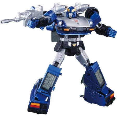 Transformers Masterpiece MP-18B Masterpiece Bluestreak Exclusive