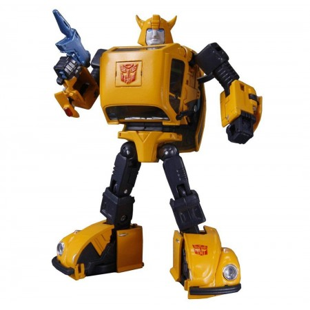 Transformers MP21 Masterpiece Bumblebee and Spike Kapow Toys