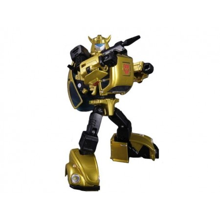 Transformers Masterpiece MP-21G Bumblebee G2 Version + Coin