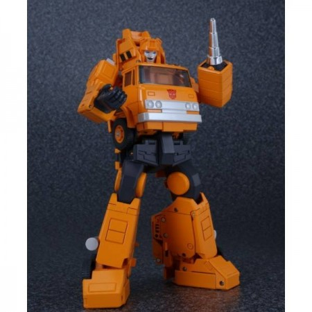 Transformers Masterpiece MP-35 Grapple BOX NOT MINT