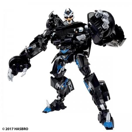Transformers Movie Masterpiece MPM-05 Barricade DEPOSIT