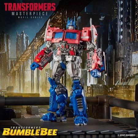 Transformers Movie Masterpiece MPM-12 Optimus Prime ( Bumblebee Movie )