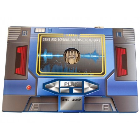 Transformers Masterpiece MP-13 Soundwave Coin