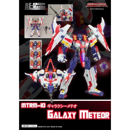 Maketoys Re: Master MTRM10 galaxia Meteor