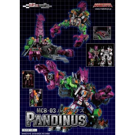 Maketoys MCB-003 Pandinus Citybot