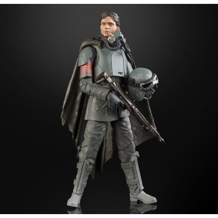 star wars the black series han solo mud trooper