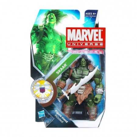 Marvel Universe Skaar
