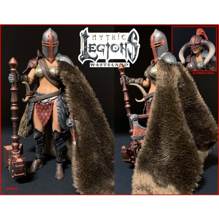 Mythic Legions : Wasteland Cassia 6 Inch Action Figure