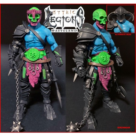 Mythic Legions : Wasteland Kronnaw 6 Inch Action Figure