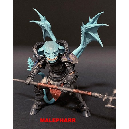 Mythic Legions : Arethyr Malepharr 6 Inch Scale Action Figure