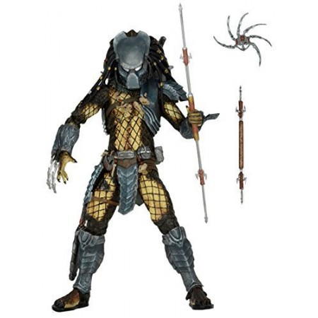 NECA Predators Ancient Warrior Predator
