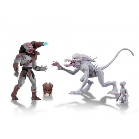 Alien & Predator Classics Predator & Neomorph Alien Set of 2