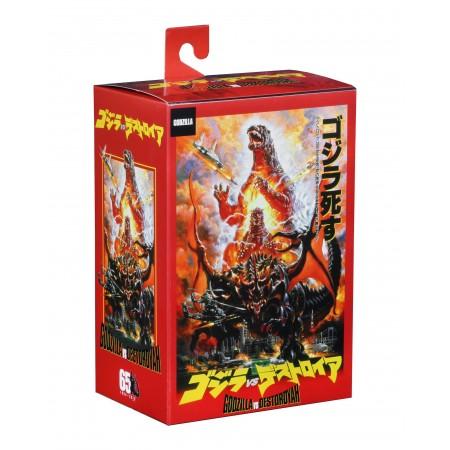 NECA Godzilla Burning Godzilla Reissue 6 Inch Action Figure