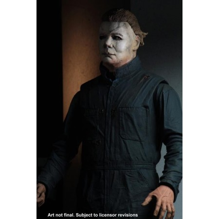Halloween 2 Ultimate Michael Myers NECA figura de acción