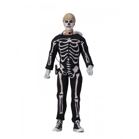 NECA Karate Kid (1984) Johnny Lawrence Skeleton Outfit Clothed Figure