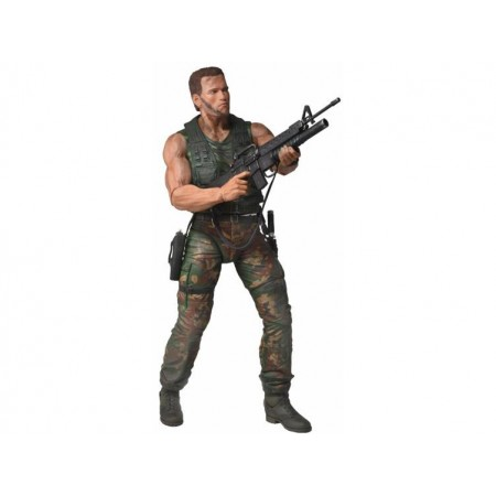 NECA Predator 30th Anniversary Jungle Patrol Dutch