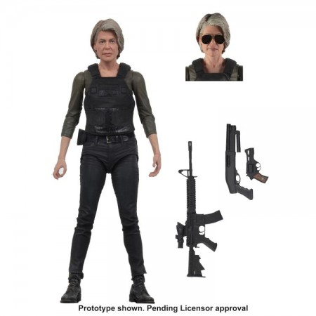 NECA Terminator Dark Fate Sarah Connor Action Figure