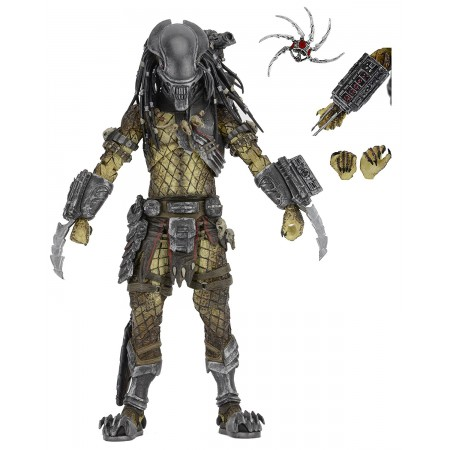 NECA Alien Vs Predator Serpent Hunter Predator