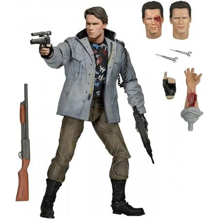 Figura de acción NECA Ultimate Tech Noir T-800 Terminator