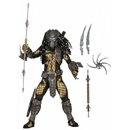 NECA Predators Series 15 Temple Guard Predator