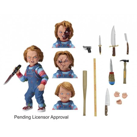 NECA Child's Play Ultimate Chucky