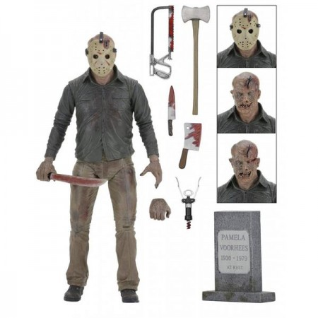 NECA Friday The 13th Part 4 Ultimate Jason Vorhees