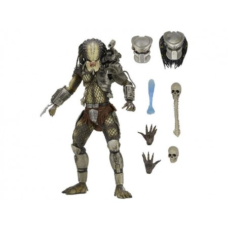 NECA Predators Ultimate Jungle Hunter Predator 7 inch Figure
