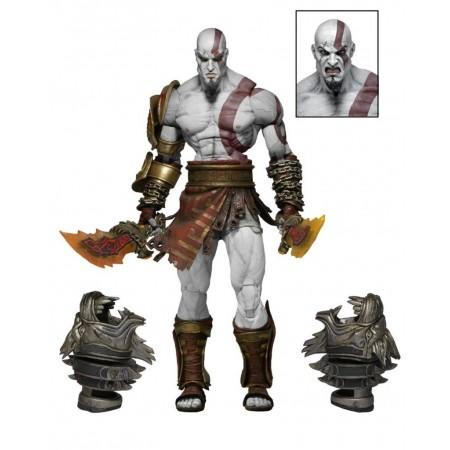 NECA Ultimate Kratos God Of War Action Figure