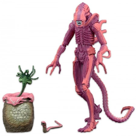 NECA Alien Xenomorph Warrior Arcade Appearance 9 Inch Action Figure