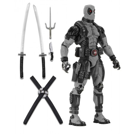 NECA 1/4 Scale X-Force Deadpool