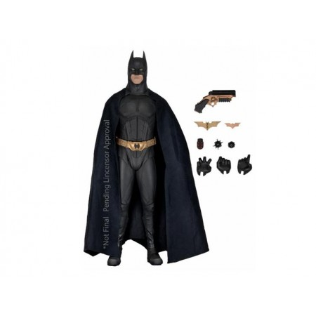 Batman Begins - Christian Bale - 1/4th Scale Figure