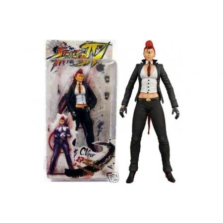 NECA Street Fighter C.Viper Action Figure