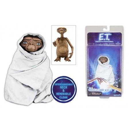 NECA E.T The Extra Terrestrial Night Flight E.T