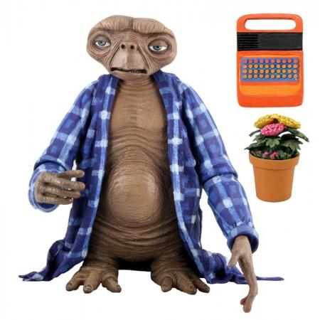 NECA E.T The Extra Terrestrial Telepathic E.T