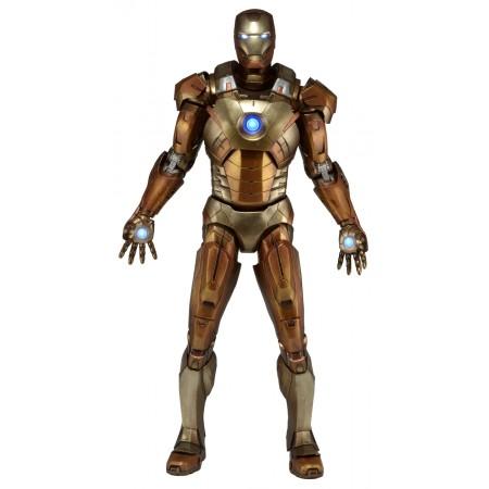 NECA 1/4 Scale Midas Iron Man Mark XXI