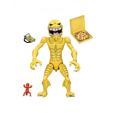 NECA Teenage Mutant Ninja Turtles Ultimate Pizza Monster Action Figure
