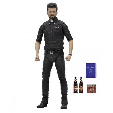 NECA Preacher Jesse Custer Action Figure