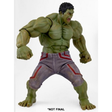 NECA Avengers Age Of Ultron 1/4 Scale Hulk Action Figure