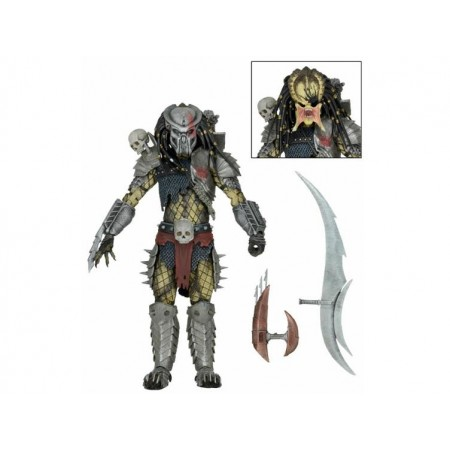 "NECA 7"" Ultimate Scarface Predator (Video Game Appearance)"