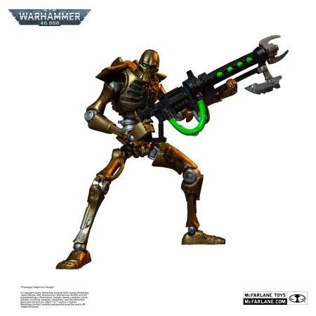 warhammer necron warrior