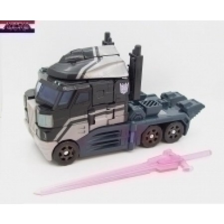 SDCC Nemesis Prime & Sword Transformers PRE-OWNED