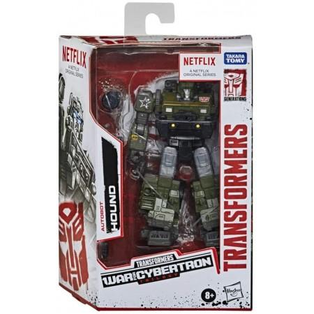 Transformers Deluxe Netflix Hound