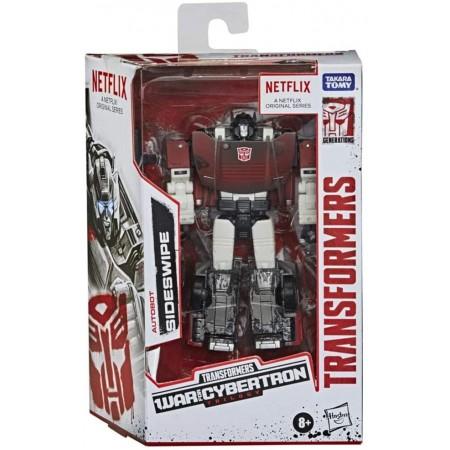 Transformers Netflix Deluxe Sideswipe