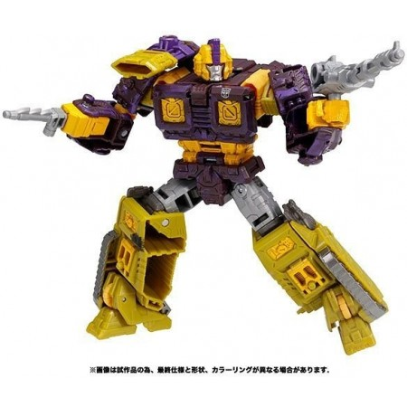 Transformers War For Cybertron WFC-15 Deluxe Impactor : Takara Tomy Version