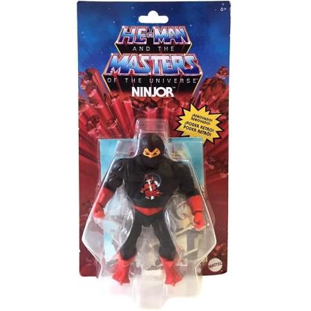 Masters of the Universe Origins Ninjor Action Figure ( EU Card )