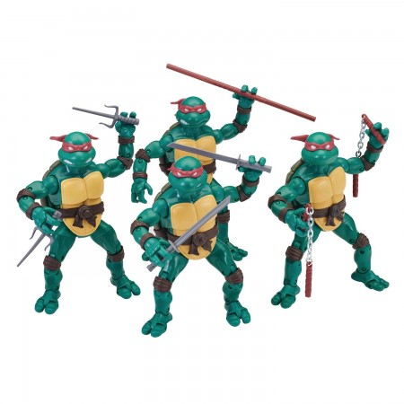 Teenage Mutant Ninja Turtles PX Previews Ninja Elite Set of 4