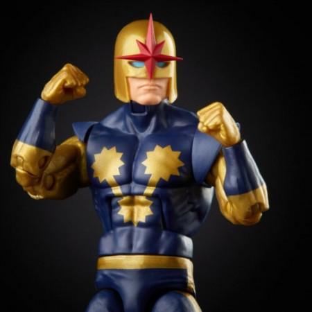 Marvel Legends Nova ( Richard Rider ) Action Figure